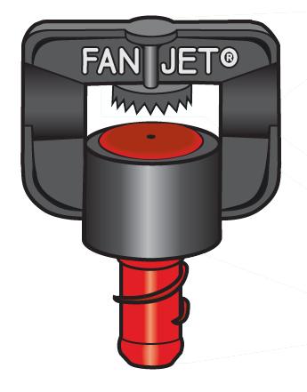 Fan-Jet Features